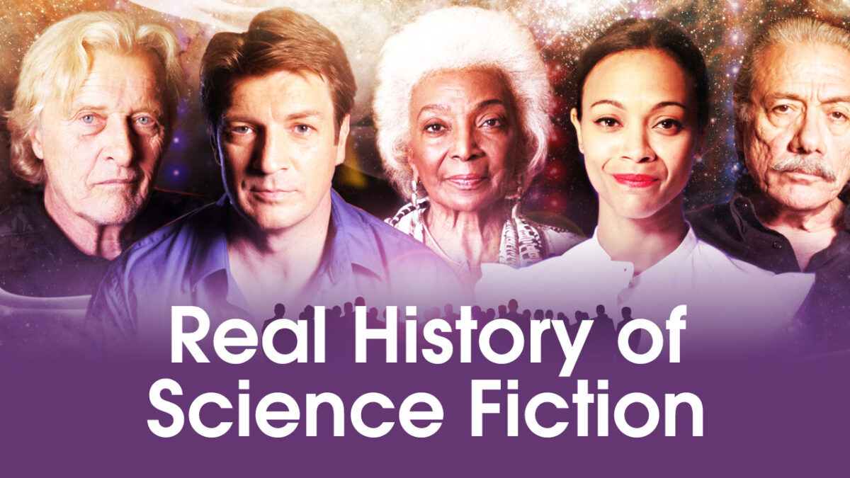 Is Real History of Science Fiction Just a Quick Fix?