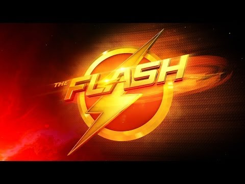 The Flash – First Look with a Little Help from Arrow