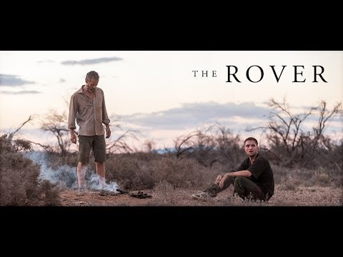 The Rover Trailer – Feel Good Dystopia