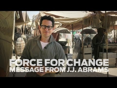 Star Wars Force for Change – Win a Chance to Be in the Movie