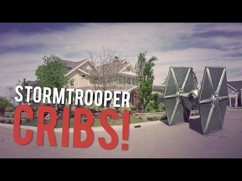 Stormtrooper Cribs!