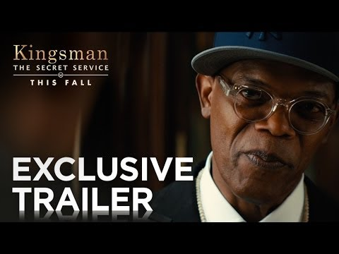 NEW Kingsman: The Secret Service Trailer