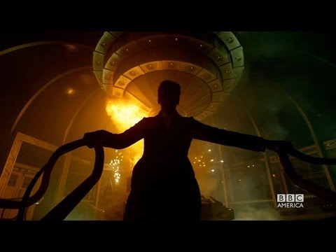 Doctor Who New Season Has a Teaser and a Premiere Date!!!