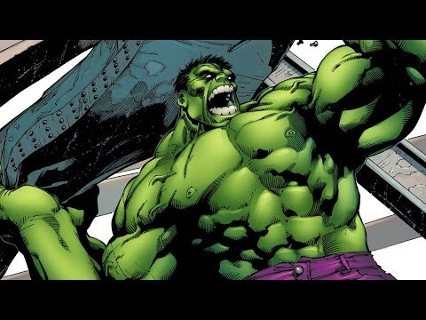 Hero Therapy #6 – The Hulk's Anger Problem
