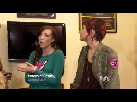Heroes of Cosplay Trailer with Brian Henson and SKEKSIS!