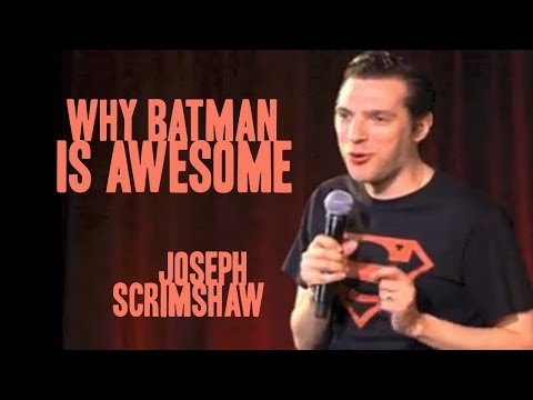 Why Batman Is Awesome