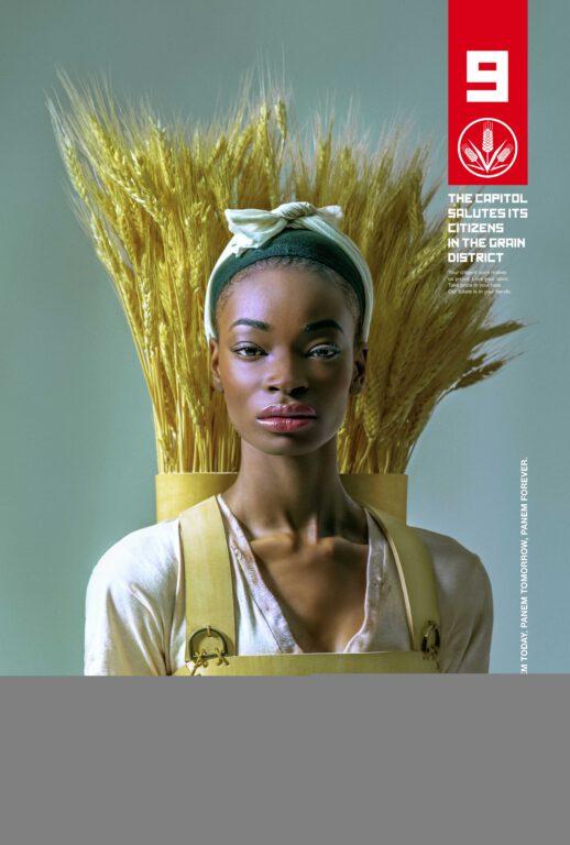 Panem Propaganda – Hunger Games: Mockingjay Part I