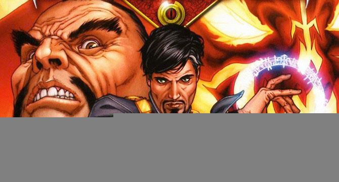 Marvel Close to Hiring Doctor Strange Scribe