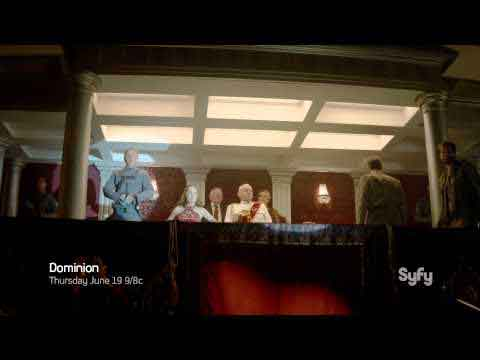 Syfy's Dominion – Extended Trailer