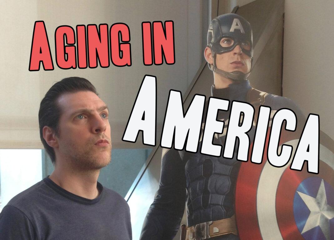 Aging in America – Joseph Scrimshaw