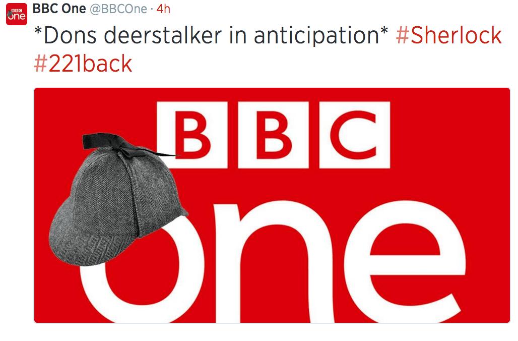 Sherlock Is Coming Back! I Repeat Sherlock Is Coming Back!
