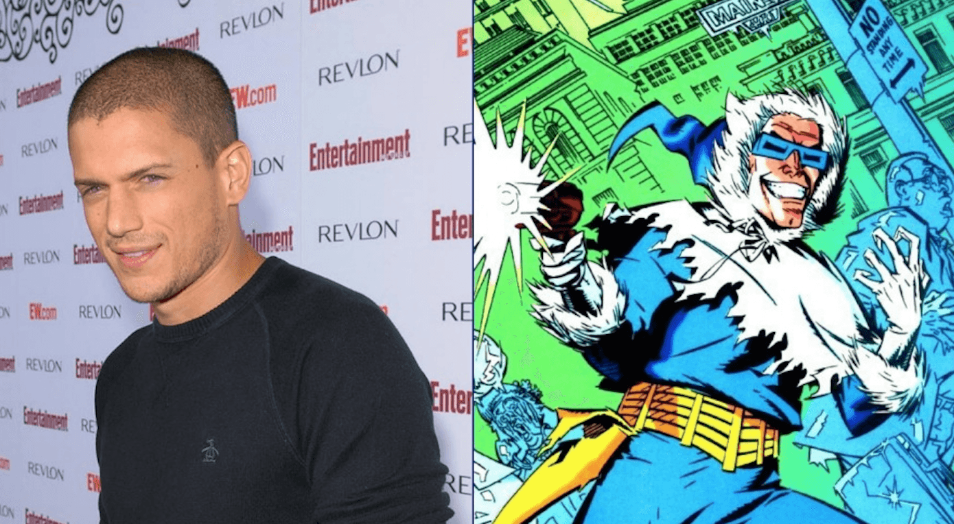 New Flash Casting: Wentworth Miller to Play Leonard Snart/ Captain Cold