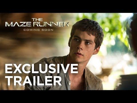 Trailer for The Maze Runner Based on YA Bestseller