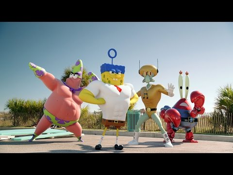 SPONGEBOB MOVIE TRAILER! SPONGEBOB MOVIE TRAILER!