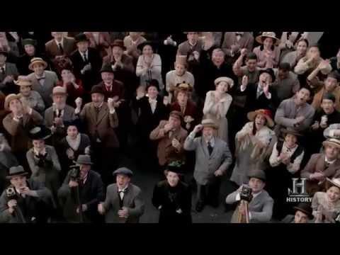 Full Trailer for History Channel's Houdini Miniseries