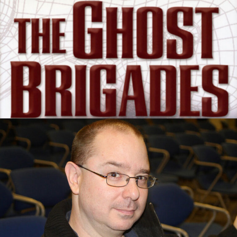 John Scalzi's The Ghost Brigades to be Developed for Television, REJOICE!