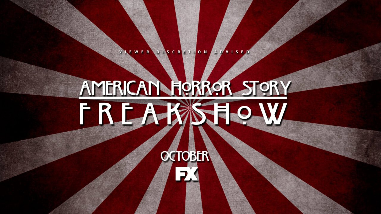 UPDATED:  American Horror Story Freak Show First Official Trailer Plus Teasers