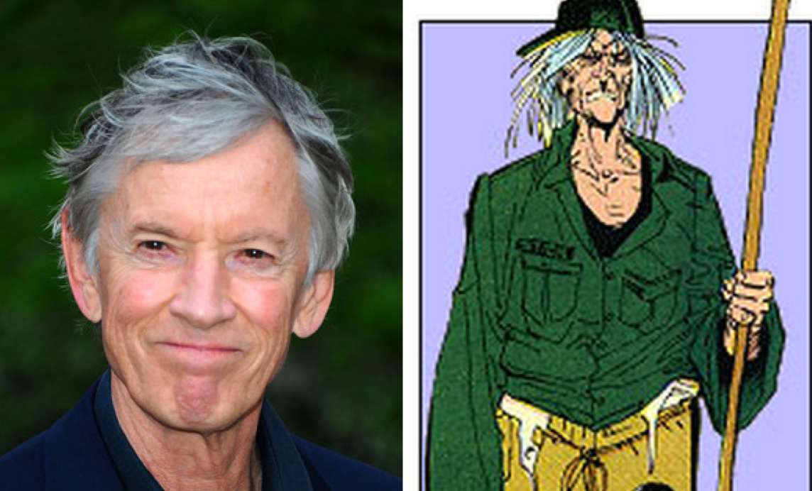 Scott Glenn Cast as Stick in Marvel / Netflix Daredevil