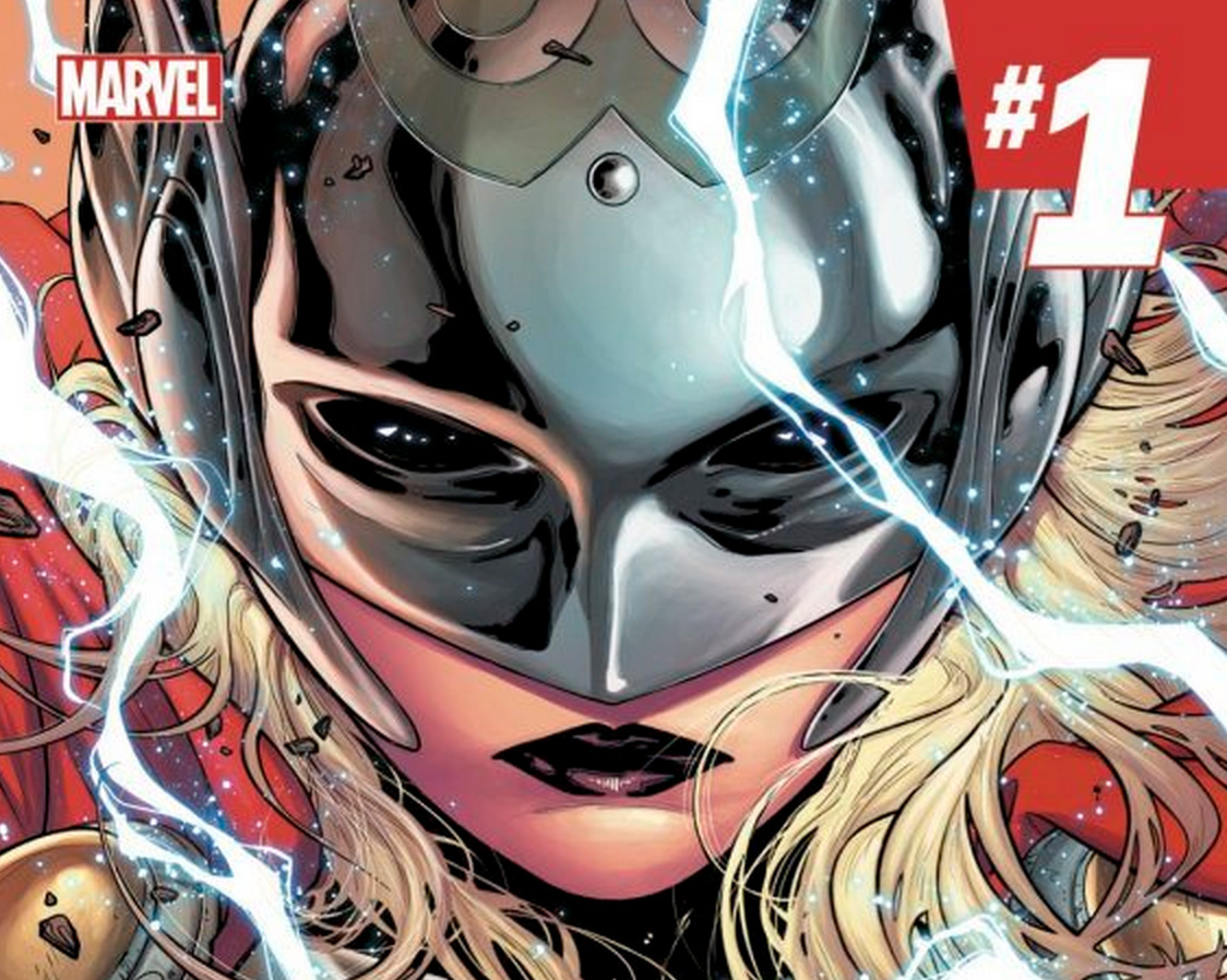 FIRST LOOK AT PAGES FROM MARVEL'S FEMALE THOR