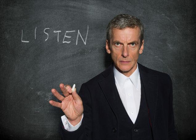 DOCTOR WHO RECAP: SEASON 8, EPISODE 4 — 'LISTEN'