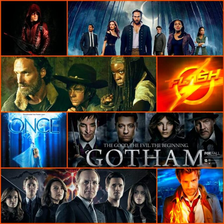 GEEK FALL TELEVISION CHEAT SHEET – ALL THE PREMIERE DATES YOU NEED TO KNOW!