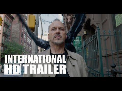 Birdman Trailer with Michael Keaton