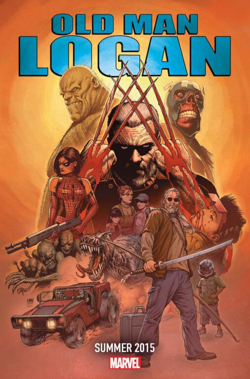 Old Man Logan in 2015?
