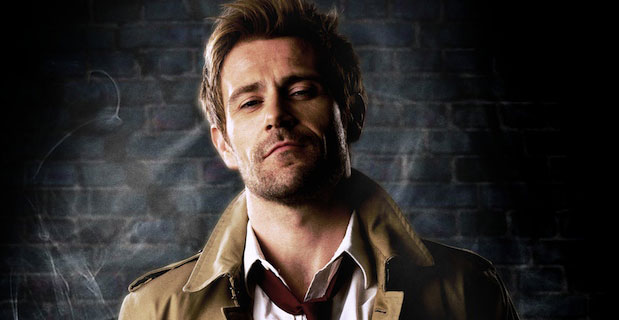 NBC'S CONSTANTINE TO HAVE JUSTICE LEAGUE DARK CHARACTERS