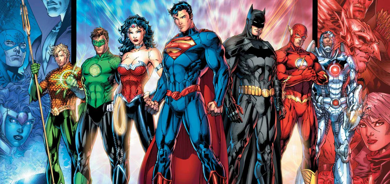 IMHO – Who Should be on The CW's Justice League TV Show?