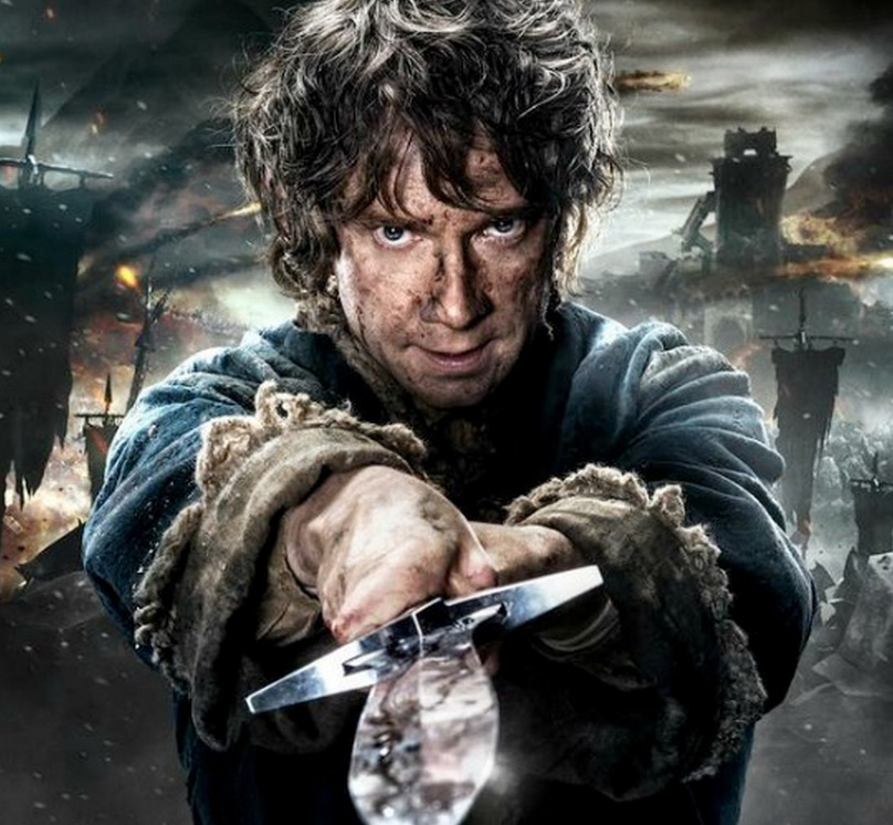 Two New Posters for The Hobbit: The Battle of Five Armies