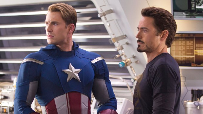 Robert Downey, Jr. Promises Captain America 3 to be HUGE!