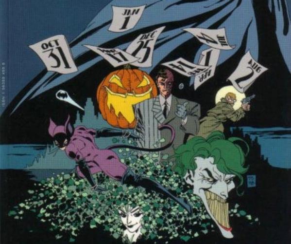 Gotham Twitter Hints at Long Halloween Story