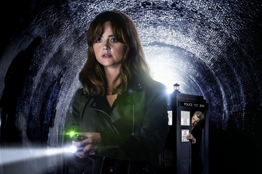 Images, Teaser for Upcoming Doctor Who Ep. 'Flatline'