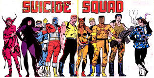 Suicide Squad Movie Casting Rumors