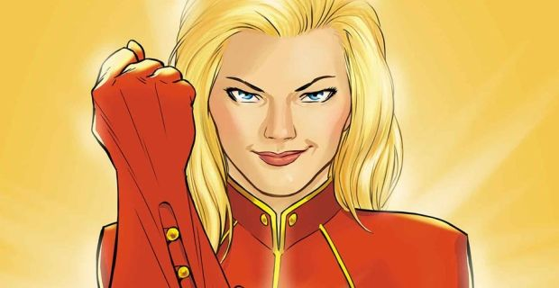 The Rumor is that Captain Marvel is Cast and will Appear in Age of Ultron