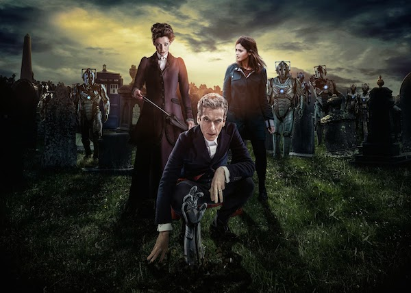 "Tonight Is the Doctor Who Season 8 Finale ""Death In Heaven"""