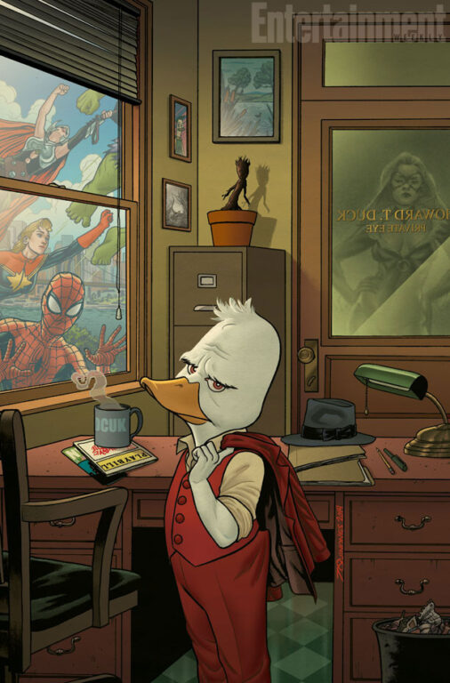 Marvel Announces Howard the Duck Ongoing Comic!
