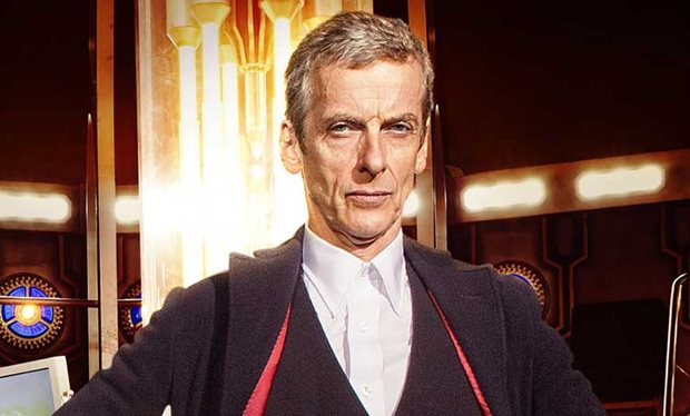 Peter Capaldi's Doctor Who is The Highest Rated Season Yet…