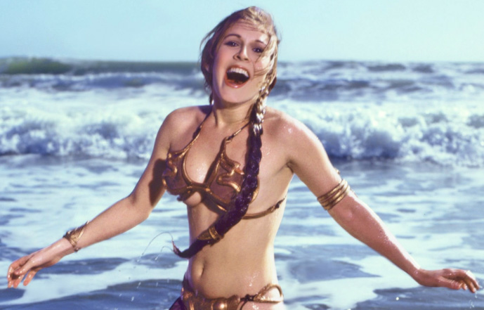 50 Delightful 'Star Wars' Behind-the-Scene Photos!