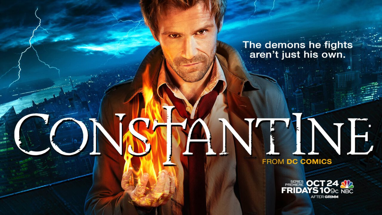 Show's Producers Think Constantine Could Appear on CW's Arrow