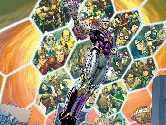 DC Comics announces event: Convergence