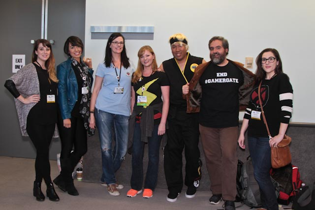 WATCH OUR 'FEMINISM: DEALING WITH THE NEW F-WORD IN GEEK CULTURE' PANEL FROM COMIKAZE!