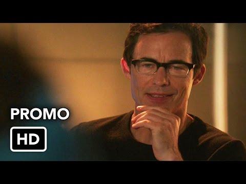 Teaser for Next Week's Episode of The Flash. We Meet Girder!