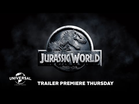 Check Out the New 'Jurassic World' Teaser!
