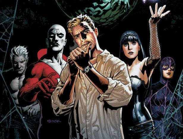 Guillermo Del Toro Turns in Justice League Dark Script!