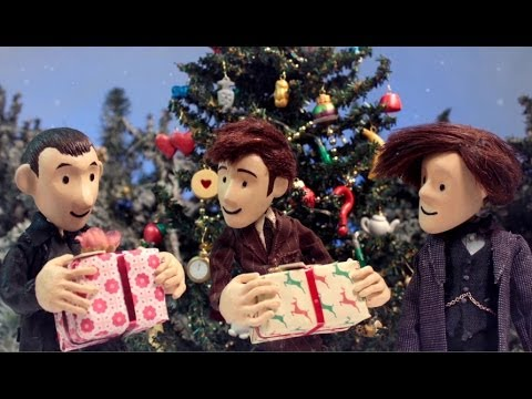 Doctor Puppet: A Timelord Christmas