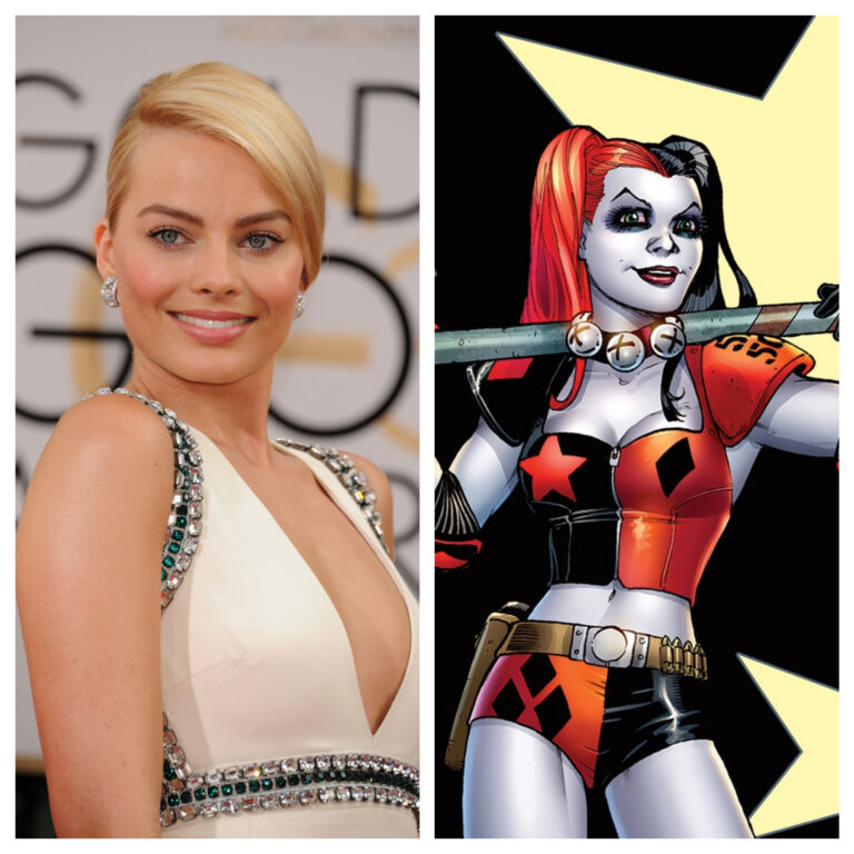 Margot Robbie Confirms She'll Be Harley Quinn for More Than One Picture!