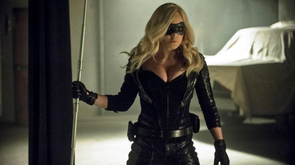 Caity Lotz to Reprise Sara Lance on CW's Arrow