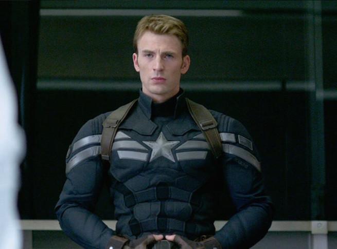 Captain America Star, Chris Evans, Visits a Little Boy Battling Cancer