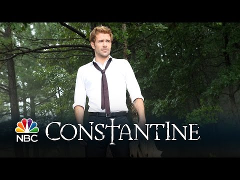 """New Promo for Constantine, """"Blessed are the Damned."""""""